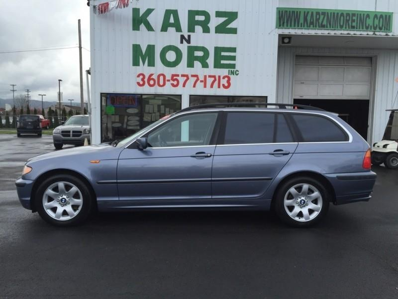 2003 bmw 3 series 325i 4dr sport wagon in longview wa karz n more. Black Bedroom Furniture Sets. Home Design Ideas