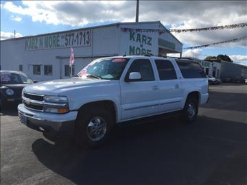 2003 Chevrolet Suburban LT 4WD Loaded