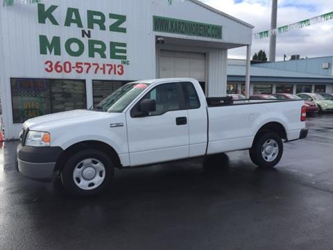 2007 Ford F-150 for sale in Longview, WA