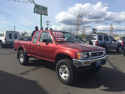 Toyota Of Longview >> Toyota Pickup For Sale - Carsforsale.com
