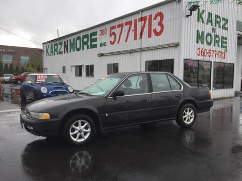 1991 Honda Accord for sale in Longview, WA