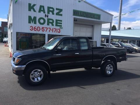 1996 Toyota Tacoma for sale in Longview, WA