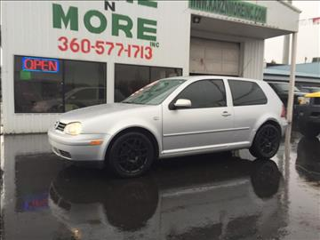2001 Volkswagen GTI VR6 5spd Loded GLX