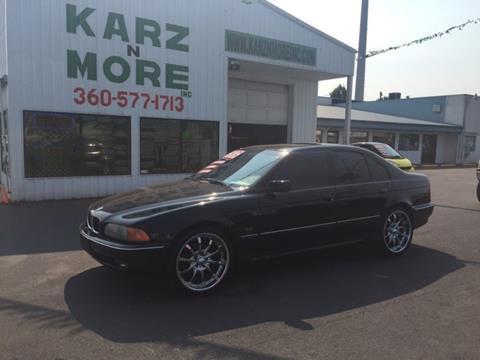 2000 BMW 5 Series for sale in Longview, WA