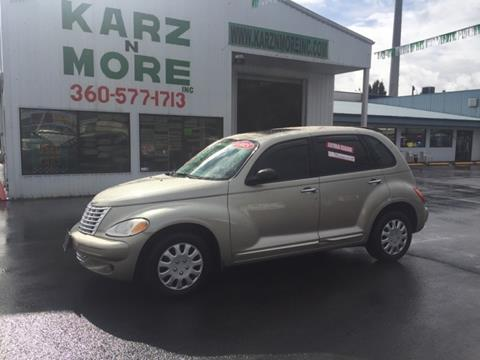2005 Chrysler PT Cruiser for sale in Longview, WA