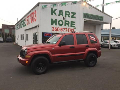 2006 Jeep Liberty for sale in Longview, WA
