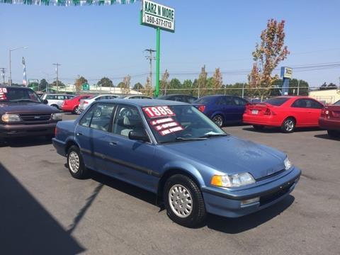 1991 Honda Civic for sale in Longview, WA