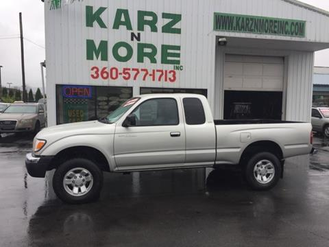 2000 Toyota Tacoma for sale in Longview, WA