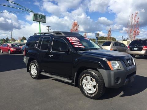 2008 Nissan Xterra for sale in Longview, WA