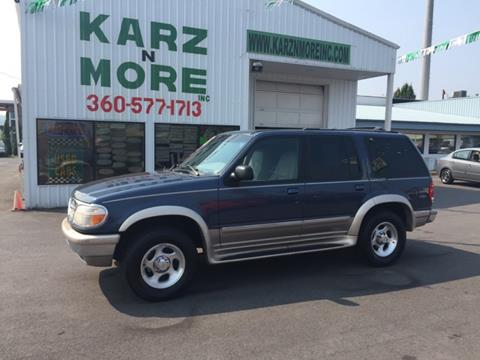 1998 Ford Explorer for sale in Longview, WA