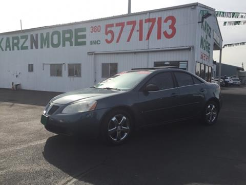 2006 Pontiac G6 for sale in Longview, WA