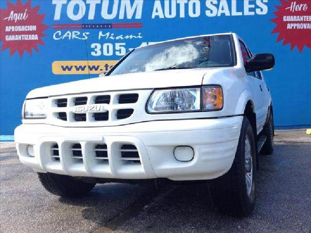 2001 Isuzu Rodeo for sale in Miami FL