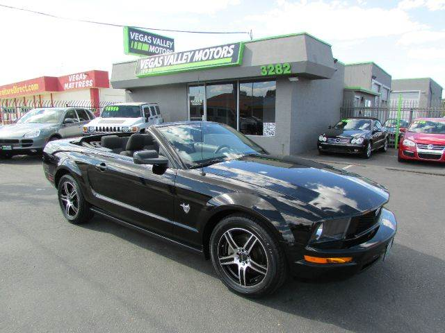2009 Ford Mustang for sale in Las Vegas NV