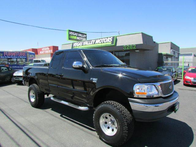 2000 Ford F-150 for sale in Las Vegas NV
