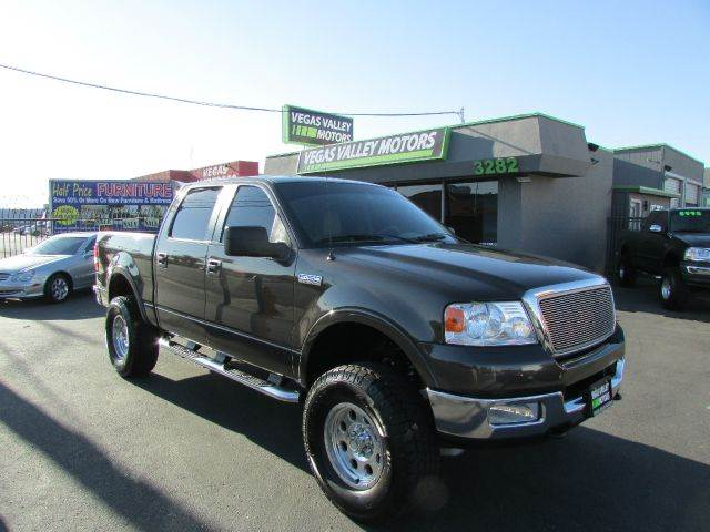 2005 Ford F-150 for sale in Las Vegas NV