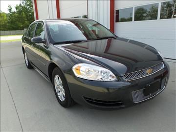 2015 Chevrolet Impala Limited For Sale - Carsforsale.com
