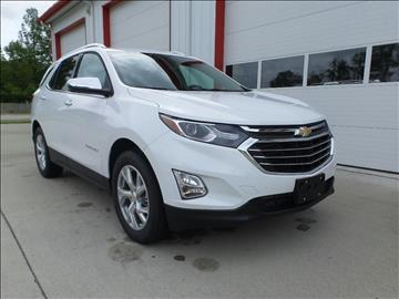 2018 Chevrolet Equinox for sale in Fairfield, IL