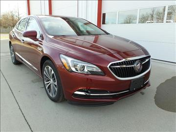 2017 Buick LaCrosse for sale in Fairfield, IL