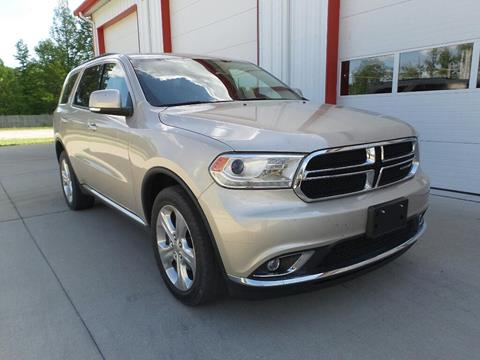 2014 dodge durango for sale in illinois. Black Bedroom Furniture Sets. Home Design Ideas