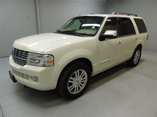 2008 Lincoln Navigator for sale in houston TX