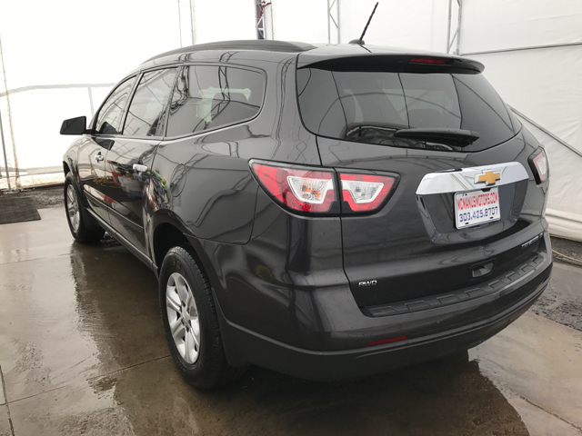 2015 chevrolet traverse 1lt awd 3rd row seating payments per mo in wheat ridge co mcmanus motors. Black Bedroom Furniture Sets. Home Design Ideas