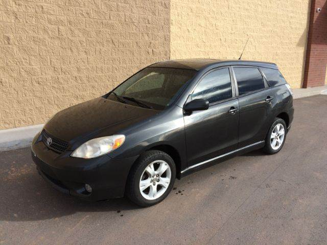 2005 toyota matrix xr awd 4dr wagon in wheat ridge arvada. Black Bedroom Furniture Sets. Home Design Ideas