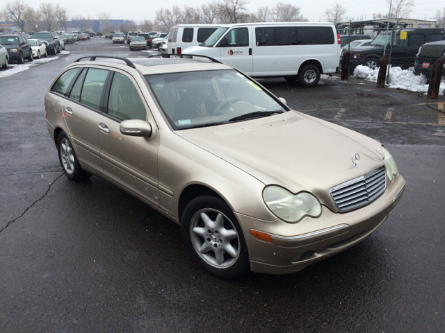 2002 mercedes benz c class c320 4dr wagon in wheat ridge. Black Bedroom Furniture Sets. Home Design Ideas