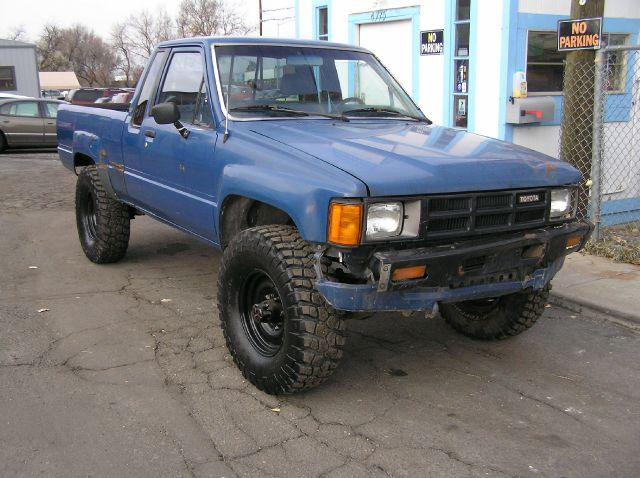 1985 Toyota 4x4 For Sale Craigslist