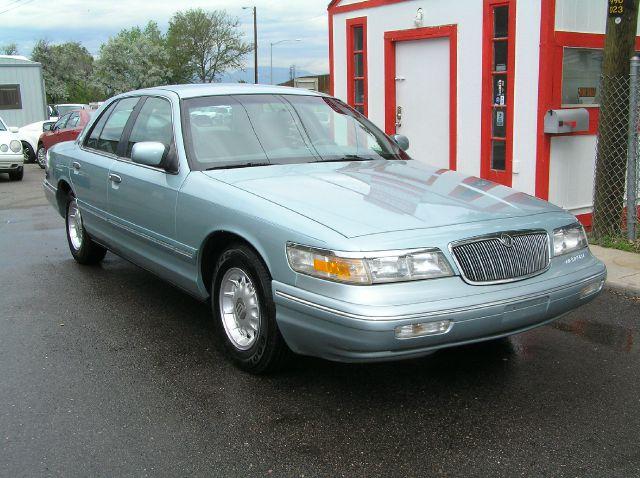 1996 mercury grand marquis ls 4dr sedan in wheat ridge. Black Bedroom Furniture Sets. Home Design Ideas