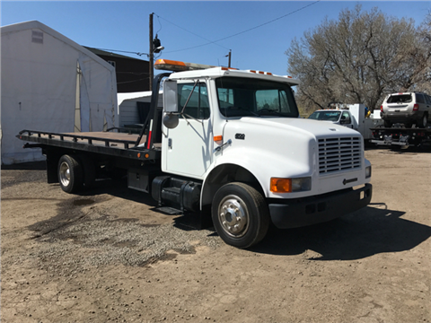 1997 International 4700 for sale in Wheat Ridge, CO