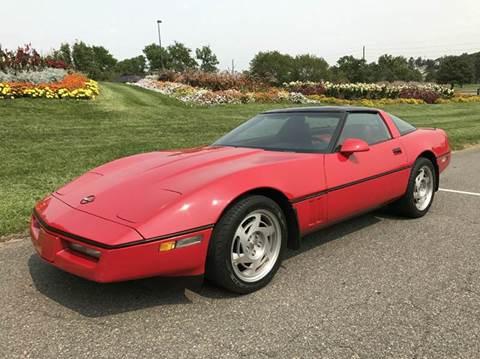 1990 Chevrolet Corvette for sale in Wheat Ridge, CO
