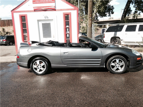 2004 Mitsubishi Eclipse Spyder for sale in Wheat Ridge, CO