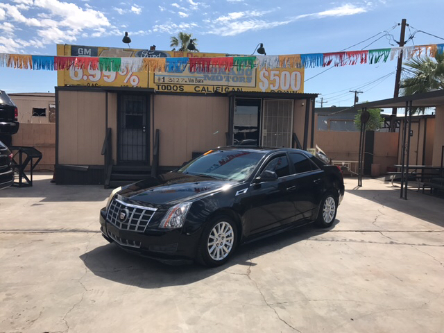Used Cadillac CTS For Sale Phoenix, AZ