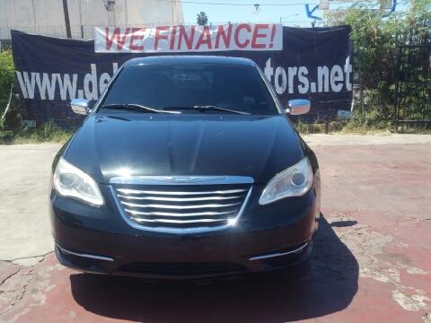 2011 Chrysler 200 for sale in Phoenix, AZ