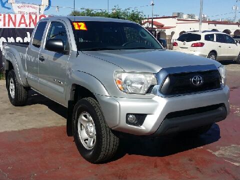 2012 Toyota Tacoma for sale in Phoenix, AZ