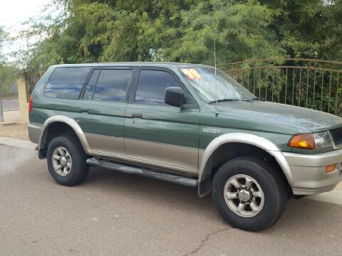 1998 Mitsubishi Montero Sport for sale in Phoenix, AZ
