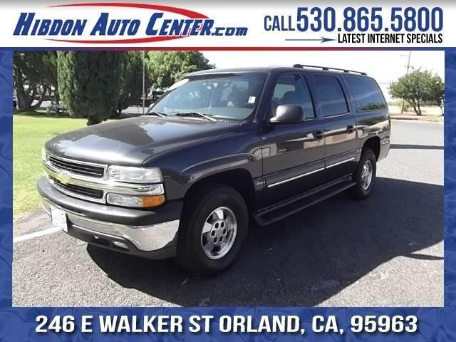 2003 chevrolet suburban for sale in orland ca for Lighthouse motors morton il
