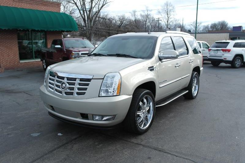 Used cadillac escalade for sale in missouri for Jamie hathcock motors springfield mo