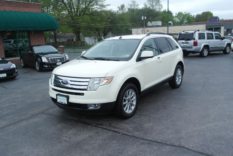 Used 2007 ford edge for sale in missouri for Jamie hathcock motors springfield mo