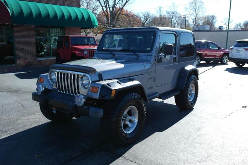 Jeep wrangler for sale in springfield mo for Jamie hathcock motors springfield mo