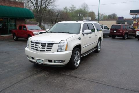 2008 Cadillac Escalade ESV for sale in Springfield, MO