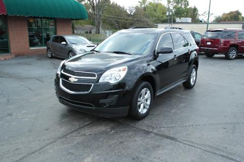 2012 Chevrolet Equinox for sale in Springfield, MO