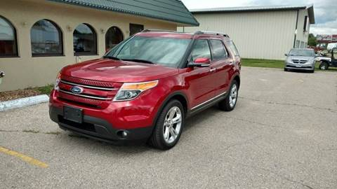 2014 Ford Explorer for sale in Glyndon, MN