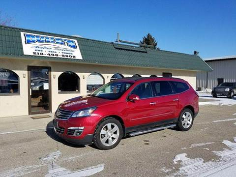 2014 Chevrolet Traverse for sale in Glyndon, MN