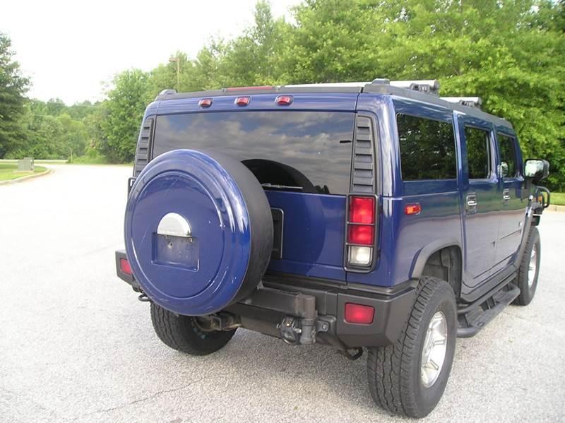 2007 HUMMER H2 4dr SUV 4WD - Greer SC