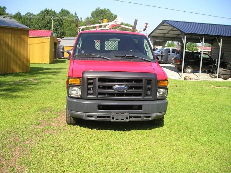 2010 Ford E-Series Cargo E-150 3dr Cargo Van - Greer SC