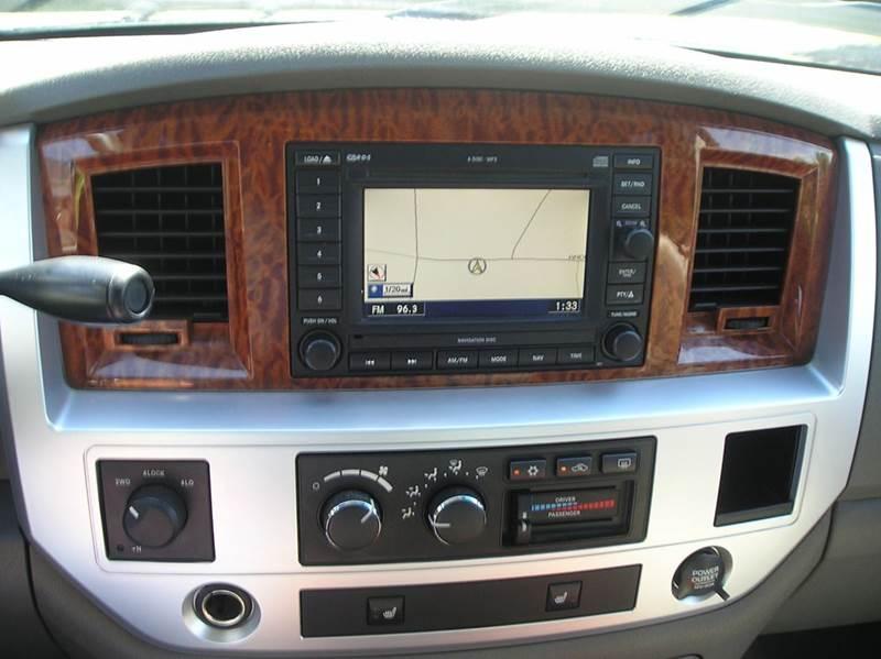 2007 Dodge Ram Pickup 2500 Laramie 4dr Mega Cab 4WD SB - Greer SC