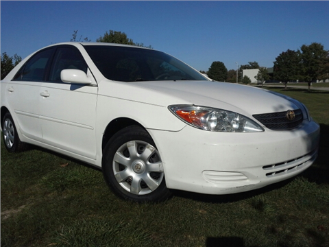 2002 Toyota Camry for sale in Fishers, IN