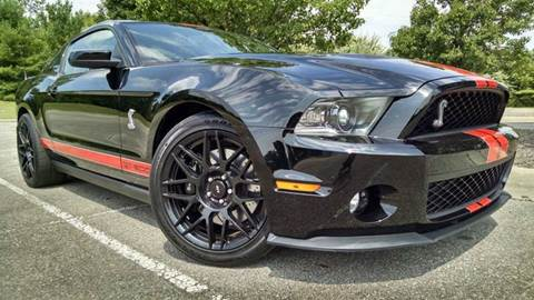 2012 Ford Shelby GT500 for sale in Fishers, IN