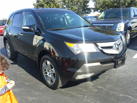 2007 Acura MDX for sale in Fishers, IN